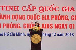 50.000 người nhiễm HIV sống trong cộng đồng chưa biết tình trạng nhiễm HIV của mình