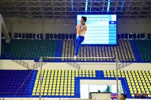 Đoàn Hà Nội có thêm 2 HCV trong ngày thi đấu cuối cùng môn thể dục dụng cụ