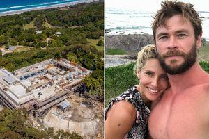 Chờ xây biệt thự, Chris Hemsworth mua nhà triệu USD chỉ để ở tạm