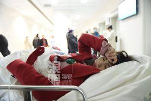 'Ngôi sao Thiếu Lâm Tự' đánh đập vợ cũ tới mức phải nhập viện