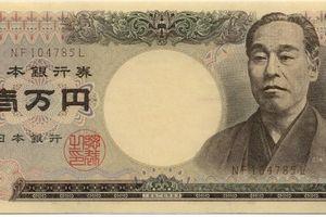 Cuốn sách của người đàn ông trên tờ tiền mệnh giá 10.000 yên Nhật