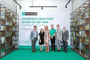 Dịch vụ cho thuê xe lớn nhất nước Mỹ vào Việt Nam