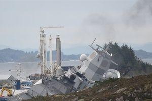 Hải quân Na Uy đối diện nguy cơ tạm ngưng hoạt động