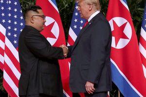 Tổng thống Trump bất ngờ hé lộ thời điểm gặp ông Kim Jong-un