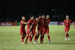 TT ĐT Việt Nam 2 - 1 Philippines: Anh Đức và Văn Đức lập công