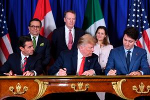 Tổng thống Mỹ cho biết sẽ sớm kết thúc NAFTA