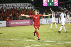 Philippines 1-2 Việt Nam: Đội tuyển Việt Nam rộng đường tới chung kết