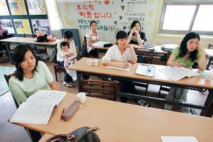 Bất cập trong hỗ trợ cô dâu Việt ở Hàn Quốc