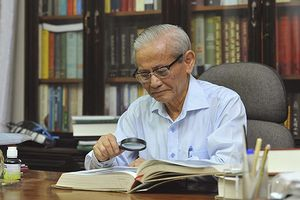 Bộ sách quý của GS, NGND Phan Huy Lê nặng lòng với Nam Bộ