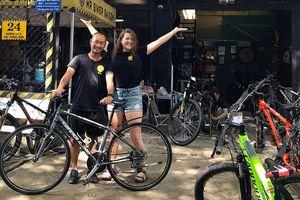 Chiếc xe đạp đi khắp Việt Nam của cô gái Tây mất lần 2: 'Kịch bản' không tưởng!