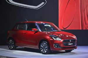 Chi tiết Suzuki Swift 2018 vừa ra mắt