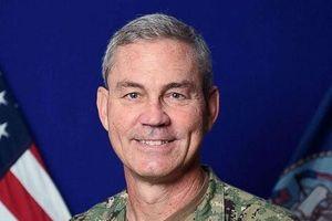 Đô đốc Hải quân Mỹ đột ngột qua đời ở Trung Đông