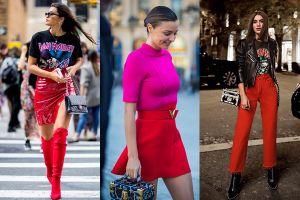 Săn lùng những thiết kế kết đôi ăn ý tông đỏ nổi bật đón lễ hội cuối năm