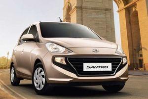 Hyundai Santro 2019 giá rẻ 'giật mình' có thực sự hấp dẫn?