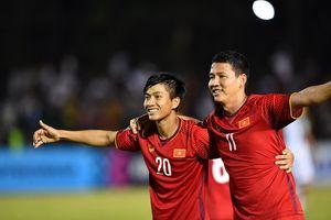 'Song Đức' lập công, ĐT Việt Nam đánh bại Philippines ngay trên sân khách