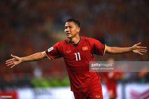 Nguyễn Anh Đức, đóa hồng nở muộn trận bán kết AFF 2018: Philippines vs Việt Nam