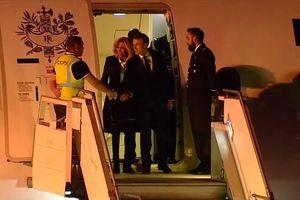 Tổng thống Pháp không được đón theo đúng nghi thức tại Argentina