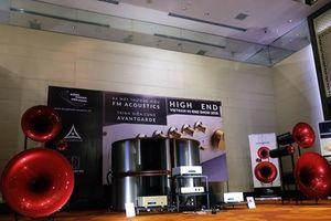 Ngắm dàn âm thanh triệu USD tại Vietnam Hi-End Show 2018