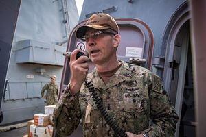 Chỉ huy Hải quân Mỹ tại Trung Đông bị phát hiện đột tử ở Bahrain