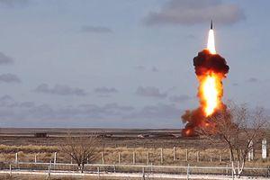 Cận cảnh màn thử tên lửa phòng không mới nhất của Nga