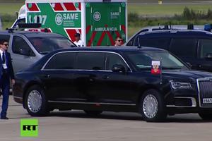 'Boong-ke di động' của Tổng thống Putin gây ấn tượng mạnh tại thượng đỉnh G-20