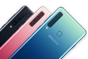 Những smartphone sở hữu nhiều camera sau nhất: Galaxy A9 2018 'vô đối'