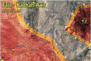 Houthi tập kích tiêu diệt Liên minh Ả rập Xê-út tại tây Yemen
