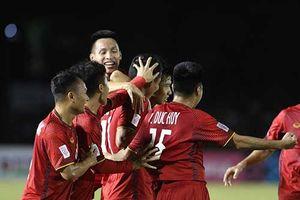 Kết quả trận Philippines vs Việt Nam: Hai nhát kiếm chớp nhoáng