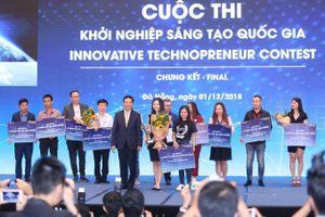 Chung kết cuộc thi khởi nghiệp đổi mới sáng tạo quốc gia