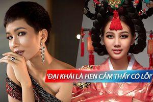 CLIP: Tội tình gì mà H'Hen Niê phải livestream hối lỗi với Miss Hàn Quốc thế này?