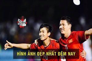Chết cười với những kiểu ảnh chế của cổ động viên Việt Nam sau chiến thắng trước Philippines