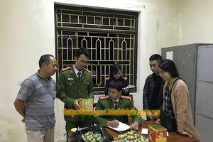 Ninh Bình: Liên tiếp bắt giữ các đối tượng tàng trữ pháo trái phép