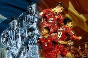 Việt Nam - Philippines: Việt Nam quyết tâm giành điểm trên sân khách
