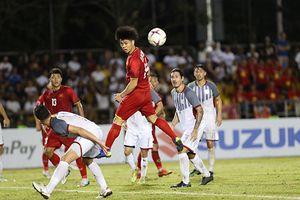 Đá bại Philippines trên đất khách, Việt Nam rộng cửa vào chung kết