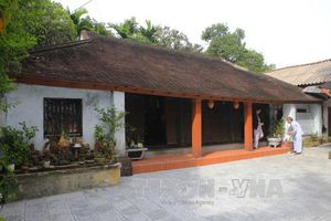 Thừa Thiên Huế: Bảo tồn và phát huy giá trị gắn với phát triển du lịch làng cổ Phước Tích