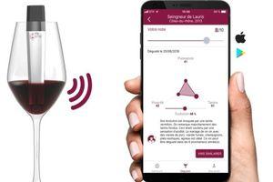 MyOeno - máy quét chất lượng rượu vang cực hot nay đã có sẵn
