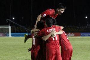 Philippines 1-2 Việt Nam: Chiến thắng xứng đáng
