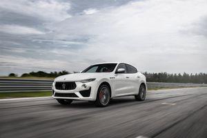 Maserati Levante GTS chính thức ra mắt tại Los Angeles Auto Show 2018