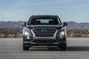 Hyundai Palisade 2020 được thiết kế cho thị trường Mỹ