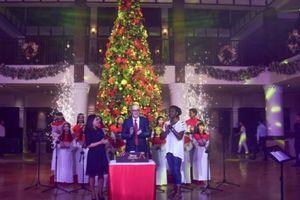 Furama Resort Đà Nẵng khởi động mùa Giáng sinh 2018 và đón Năm mới 2019