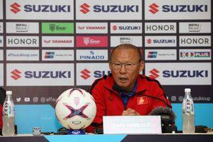 HLV Park Hang-seo: 'Tôi chờ đợi cuộc đọ sức với Sven-Göran Eriksson'
