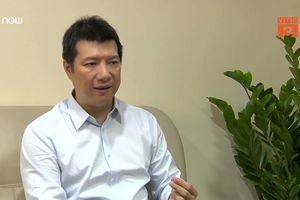 BLV Quang Huy: 'Không xấu hổ khi Việt Nam thi đấu cửa dưới'