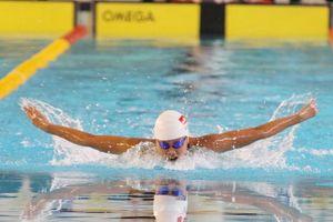 Quân đội tiếp tục dẫn đầu bộ môn Bơi