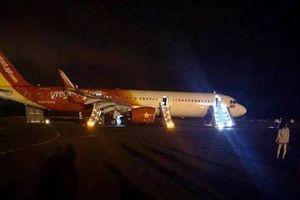 Niêm phong 'hộp đen' máy bay Vietjet gặp sự cố tại Buôn Ma Thuột