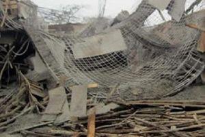 Tai nạn lao động tại công trường xây dựng, 2 người tử vong