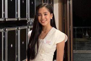 Hoa hậu Tiểu Vy phát biểu cảm nghĩ khi lọt Top 5 Dự án nhân ái