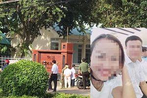 Thông tin chính thức vụ nổ súng bắn chết Phó Chủ tịch HĐND phường tại trụ sở