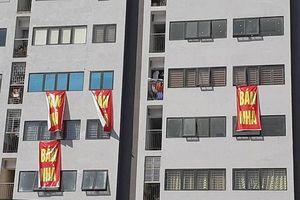 Nghệ An: Những lùm xùm tại chung cư Bảo Sơn 31 tầng