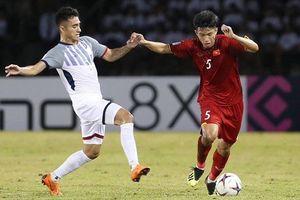 5 điểm yếu của Philippines trước Việt Nam
