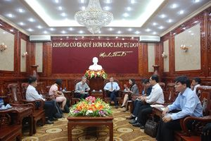 Tập đoàn Nedspise Việt Nam muốn mở rộng đầu tư tại Bình Phước
